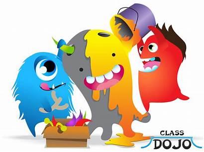 Classdojo Classroom Dojo Class Painting Management Teachers