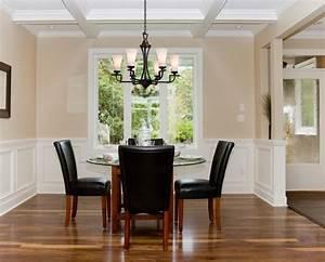 Traditional lighting ideas dining room