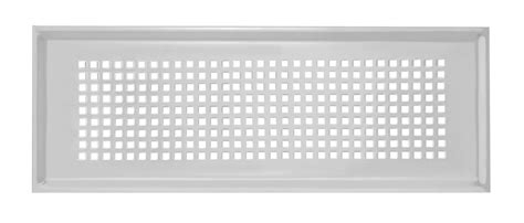 grille de ventilation murale zehnder grille clf comfosystems