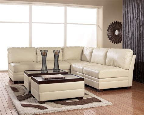 20 Collection Of Ashley Faux Leather Sectional Sofas