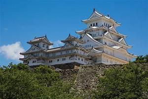 Day, Trip, To, Himeji, Castle, In, Japan