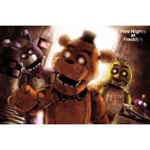 Print Five Nights at Freddy's