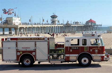 City Of Huntington Beach, Ca  Fire Department Photo Gallery