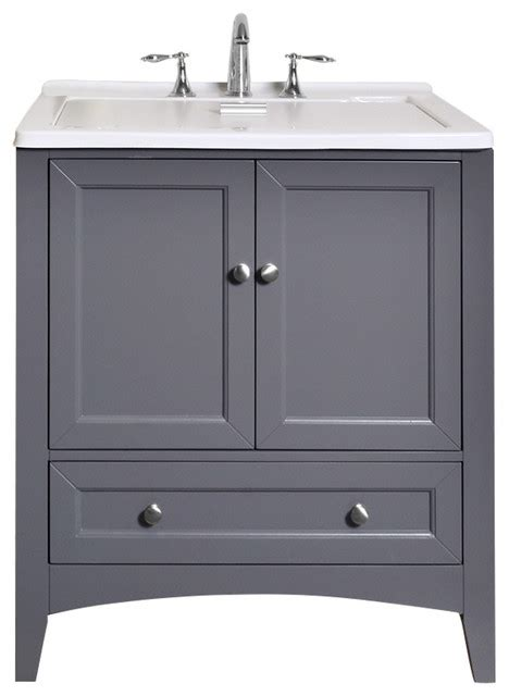 utility sink vanity laundry 30 quot utility sink transitional bathroom