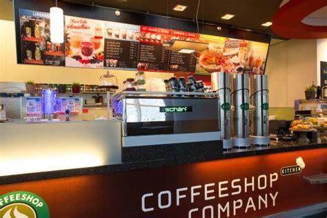 Coffeeshop Company, Vienna  Donaucitystrasse 6