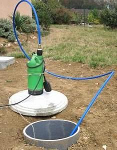 Pompe Immergée Arrosage : surpresseur eau de pluie ~ Edinachiropracticcenter.com Idées de Décoration