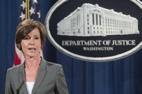 sally yates warned white house  michael flynn
