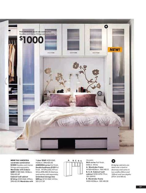 Bedroom Wardrobe Ideas Ikea by Image Result For Ikea Pax System Around Bed Studio