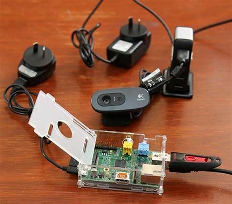 pi surveillance raspberry camera security zoneminder projects rasberry setup cameras cam diy spy computer os linux