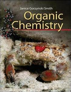 Organic Chemistry  Author  Janice Smith