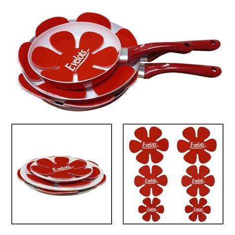 protectors pan pots pans dish evelots pads cookware protector pot scratch divider sizes scratching prevent tookcook
