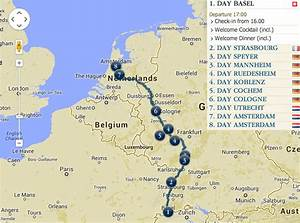 Classical Rhine Cruise from Basel to Amsterdam