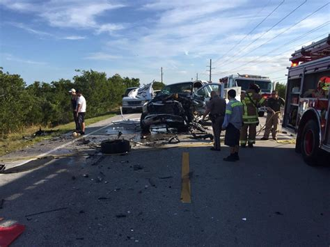 Overseas Highway Closed For Hours By Fatal Crash