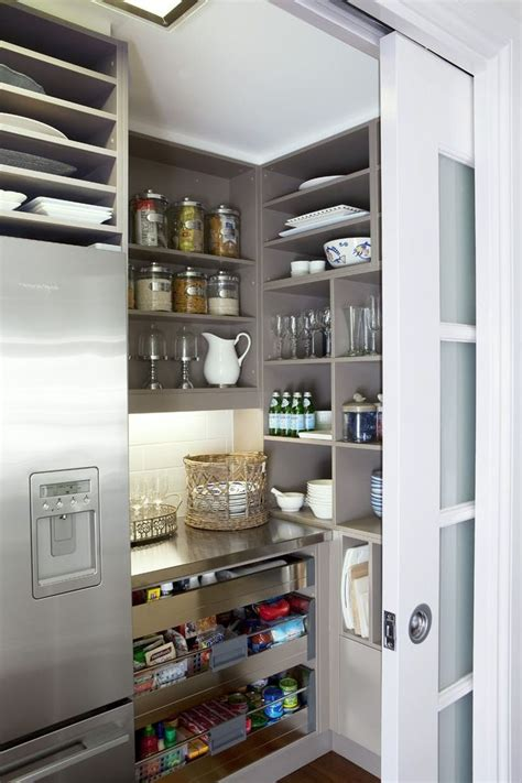 25 best ideas about corner pantry organization on