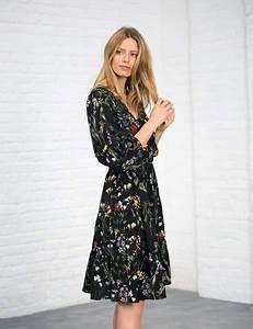 robe mi longue hiver 2018 With robe fleurie 2017