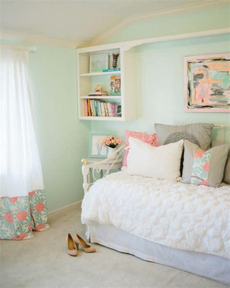 Wandfarbe Pastell Mint by Mintgr 252 N Wandfarbe Kann Die W 228 Nde Ihrer Wohnung Erfrischen