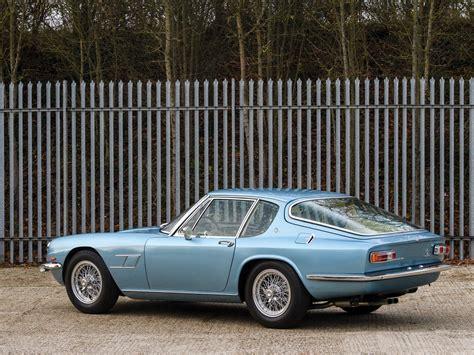1965 Maserati Mistral 3.7 Coupé