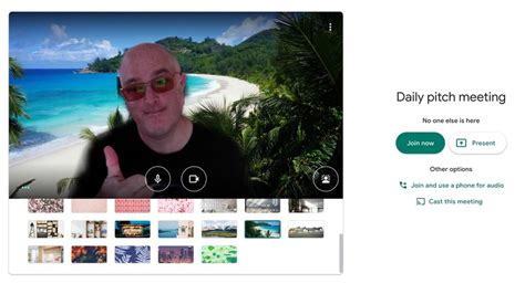 How to change your background in Google Meet | Android Central