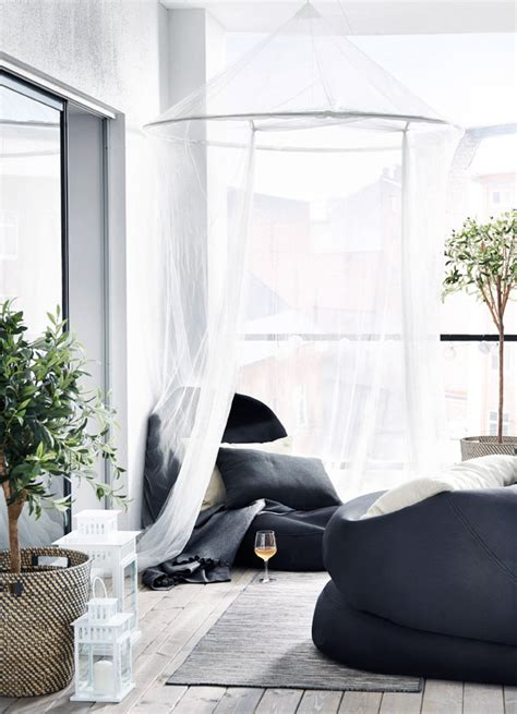fina inredningstips  balkongen elle decoration