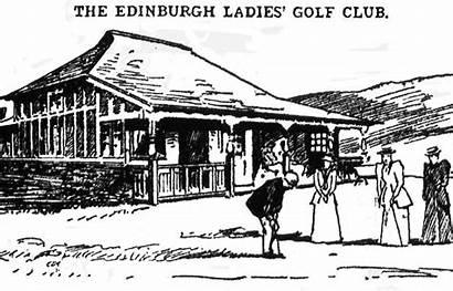 Ladies Forgottengreens Golf Golfing History