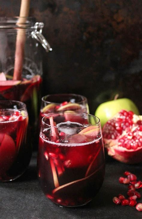 fall sangria 7 recipes from gilmore girls to brighten up your weekend hungryforever food blog