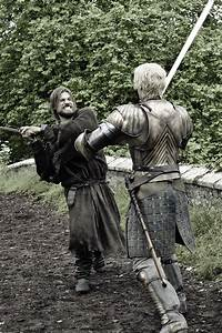 Brienne of Tarth & Jaime Lannister - Jaime and Brienne ...