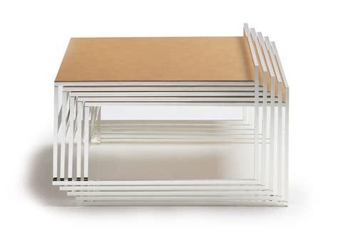 Quadra Side Table By Poltrona Frau