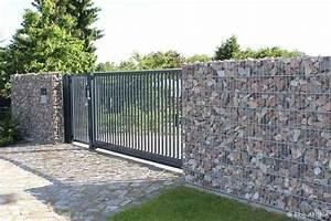 Gitter Für Steine : gartenzaun steine gitter flipnation ~ Michelbontemps.com Haus und Dekorationen