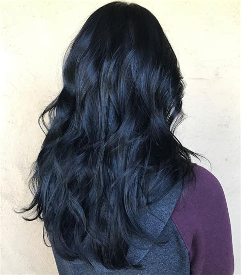 Black Hair Colors by Blue Black Hair Colors For 2017 Best Hair Color