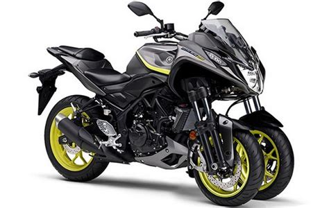 Yamaha Niken by Yamaha Working On A New Niken 300 Imotorbike News