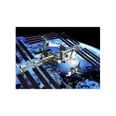 Space Station Pictures to pin on Pinterest