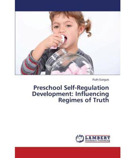 preschool self regulation development influencing regimes 769 | Preschool Self Regulation Development Influencing SDL784565075 1 73387