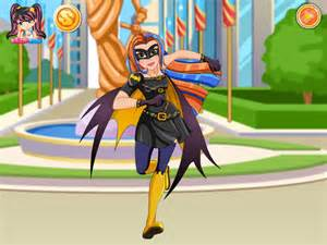 Batgirl DC Super Heroes Girls