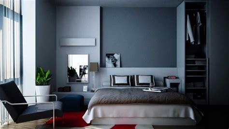 chambre gris noir la chambre grise 40 idées pour la déco archzine fr