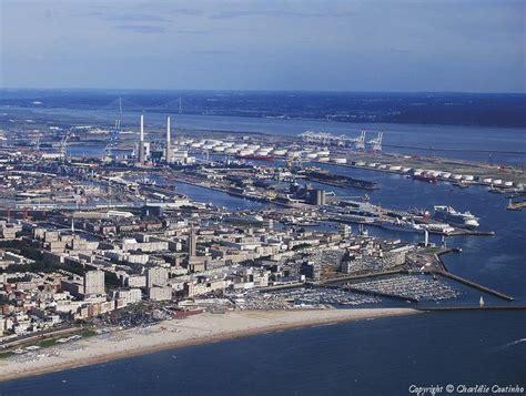 le port du havre habiter une ville industrialo portuaire le havre 1 2