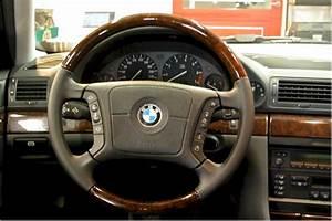 Wood Grain Steering Wheel