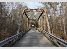 Bridgehuntercom Long Cane Creek Bridge