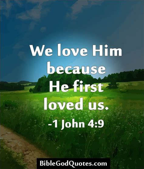 God loves us with such incredible love. Love Bible God Quotes. QuotesGram