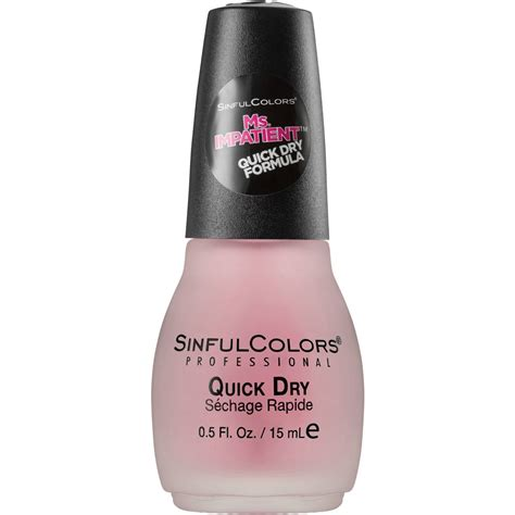sinful colors professional sinful colors professional ms impatient formula
