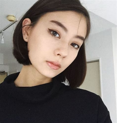 11 best lauren tsai images on Pinterest Short hairstyle