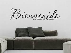 Spanische Sprüche spanische wandtattoos spr che auf