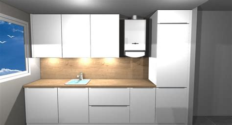 rénovation 3 implantations pour notre cuisine lalouandco
