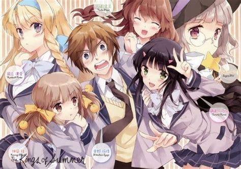 judul anime comedy school anime comedy school harem seinen
