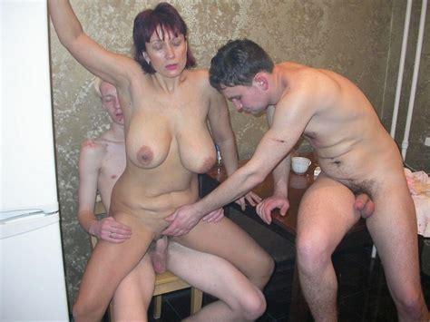 Russian Mature Amateur Porn