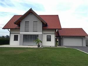 Hausfassade Weiß Anthrazit : zeigt her eure fassaden seite 4 bauforum auf ~ Markanthonyermac.com Haus und Dekorationen