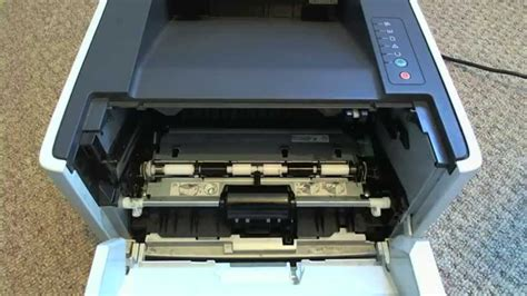 tinta printer hp laserjet hp laserjet p2015 changing the cartridge