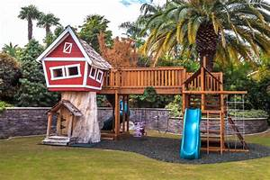 Kinderspielplatz Selber Bauen : spielger te im garten selber bauen upcycling ideen ~ Buech-reservation.com Haus und Dekorationen