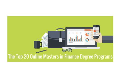 best in finance the 20 best masters in finance programs college rank