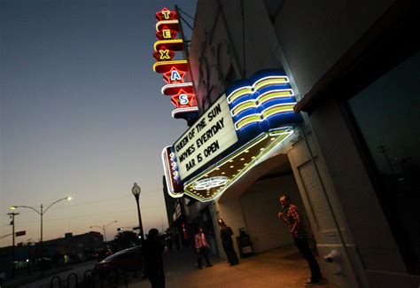 Many great musicians got their start in dallas, including stevie ray vaughan, boz scaggs, stephen stills, meat loaf and edie brickell. Dallas' Best Movie Theaters • Xcellent Trip
