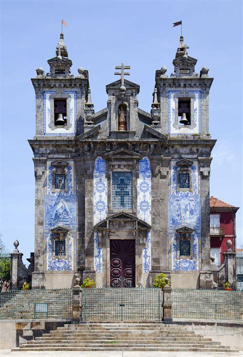 porto san file iglesia de san ildefonso oporto portugal 2012 05